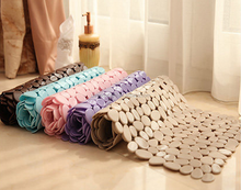 Conforama carpets bathroom pvc custom size bath rugs