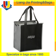 Lunch Cooler Bag With Durable Hard Liner