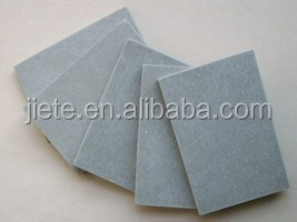 CE AND ISO Approved 100% Asbestos Free Reinforced 6mm Fiber Cement Board