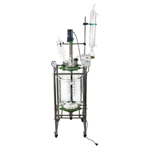 200l Chemistry Jacketed Glass Reactor Price