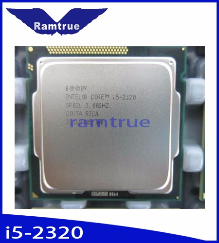 Cheap price core intel i5 cpu 2320 in stock for sale