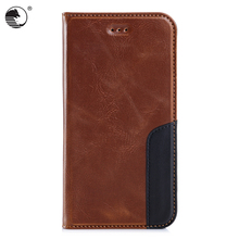 5.5 inch Fancy Flip Leather Mobile Phone Case For iPhone 6 Plus
