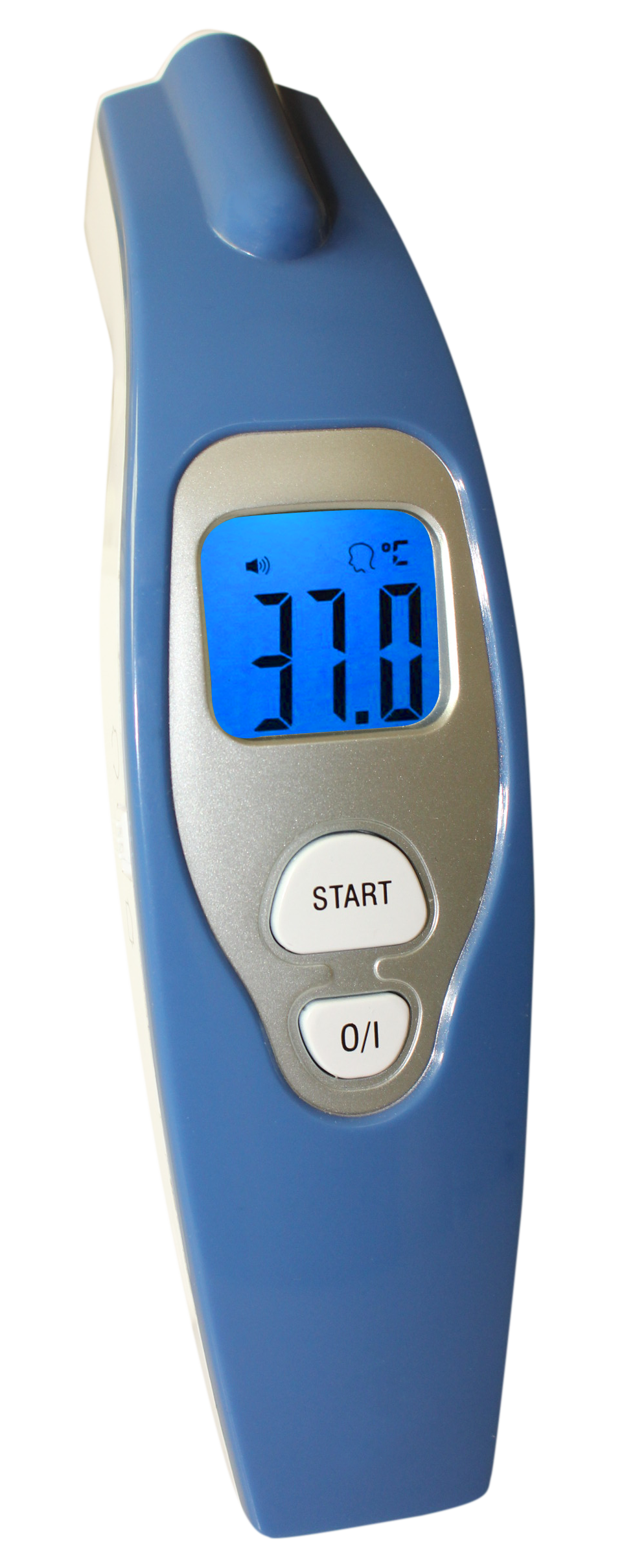 New Type Infrared Non-contact Forehead Object Temperature Thermometer