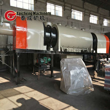 Activated Carbon Production Line Sawdust Carbonization Stove From Taicheng