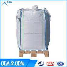 Good supplying used ton bag 1 ton jumbo bag bulk bag for sand ,cement and chemical