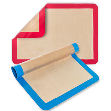 Non-Stick cooking Mat 40x30cm silicone baking mat set For Bake Pans &amp; <strong>Rolling</strong>