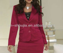 elegant womens dress suit fashionable ladies suit office workwear slim fit suits designer suits 2013 newest style