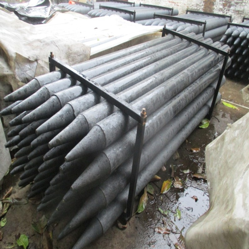 Cheap Solid Recycle Plastic Fence Posts