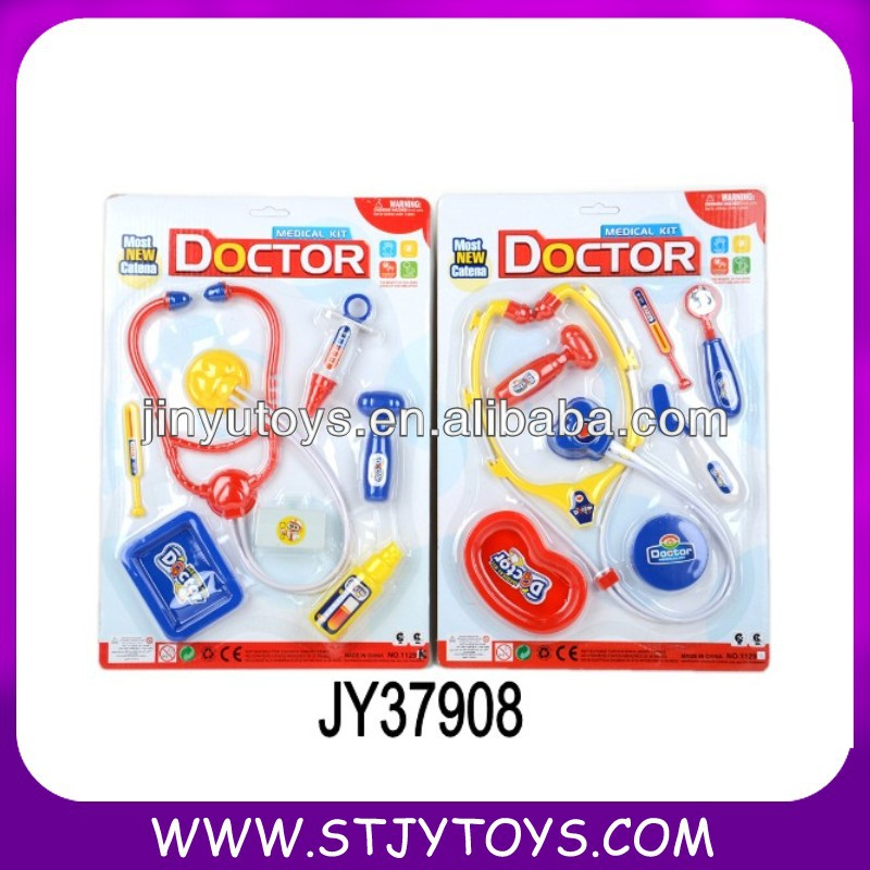 medical equipment family doctor toy play set for kids