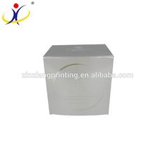 Foldable Beautify Creative Cosmetic Packaging Printing Box Design