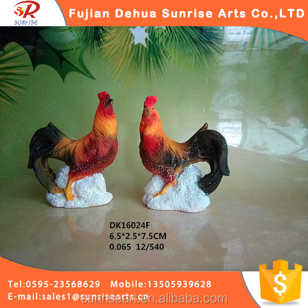 China new year tai hen rooster for toy gifts