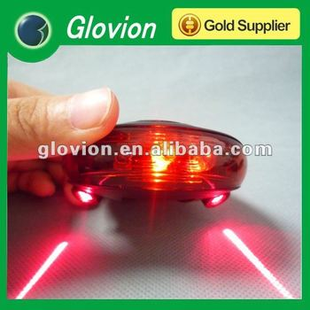 Laser tail light on bike led tail light led trailer tail lights