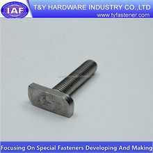 Many types of excellent in quality and reasonable in price t bolts
