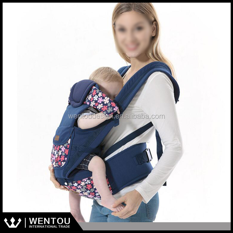 Wholesale Breathable Soft Baby Carrier