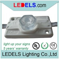 waterproof 120lm 1.2w high power EDGE LIGHT 24v ul listed led for sign box