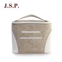 New design straw cosmetic bag