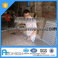 Aluminum Expanded Metal / Expanded Wire Mesh / GI (Factory)