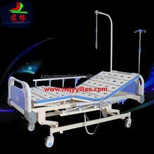 hengshui junyuan C21 low price best rate top quality hospital bed medical manual bed icu hospital furniture cheapest rotating