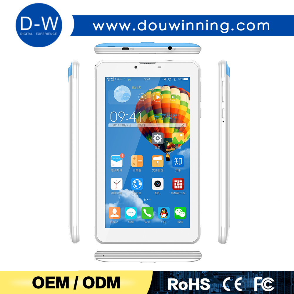 Latest 4G LTE Phone call-touch smart tablet pc