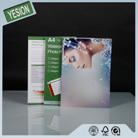 Yesion China Professional Manufacture A3 A4 size High Grade Inkjet High Glossy Photo Paper 200gsm Used Fuji Minilab Printer