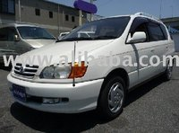 2000 Used car TOYOTA Ipsum /Wagon/RHD/80479km/Gasoline/