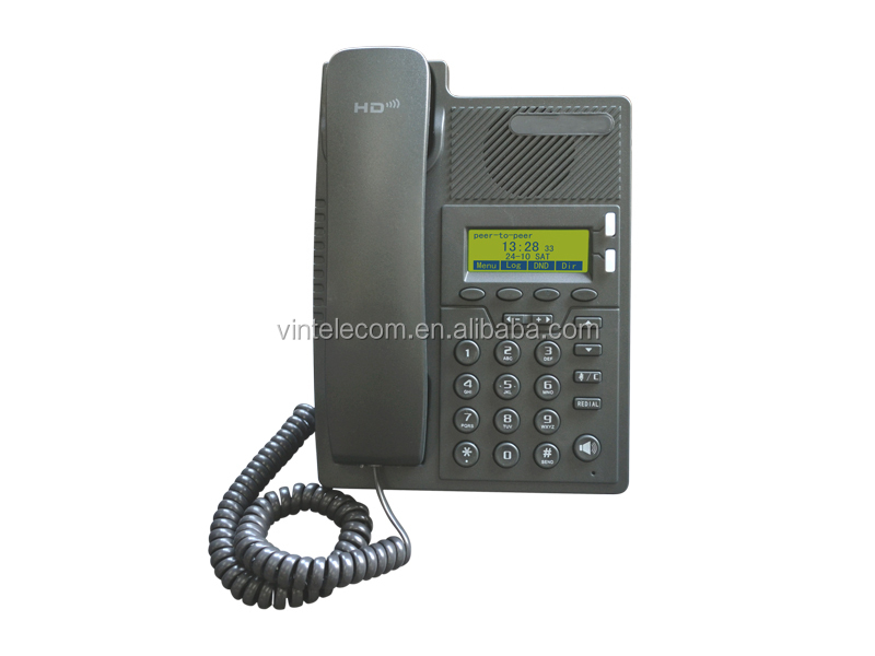 China Cheap VOIP SIP phone
