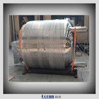 Leading manufacturer made hydrogen storage tank/high quality stainless steel vessel