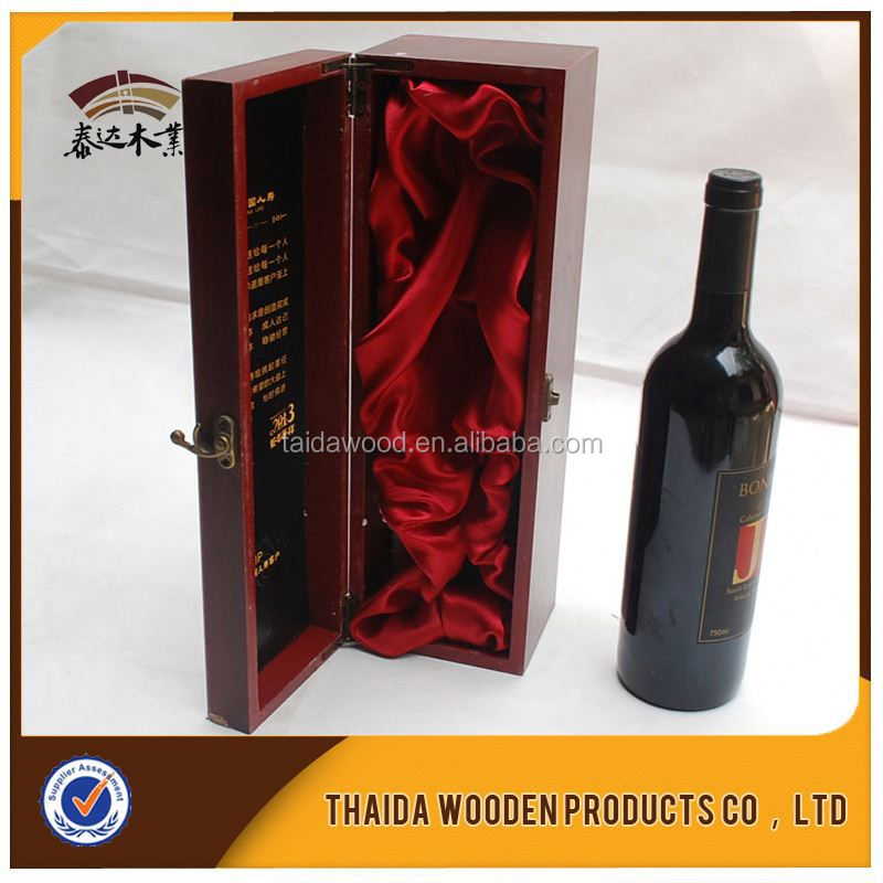 Wine Pack Carrier Box Packaging