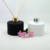 Empty diffuser glass bottle aroma perfume bottle with reeds