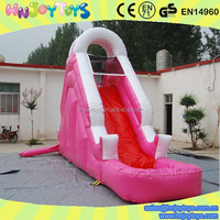 China inflatable small slide for kid with wholesale price