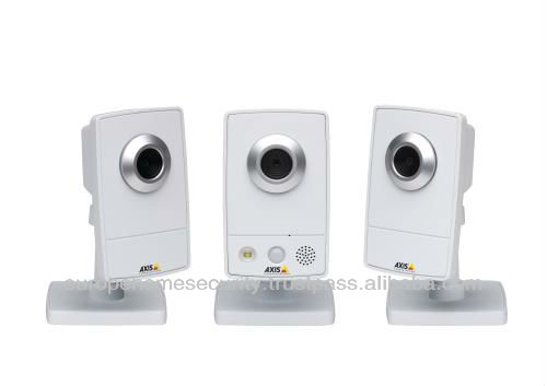 AXIS 0301-003 M1011-W Wireless/Wired Fixed Network Camera