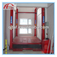 Chinese AOFU brand 4x4 lift kit used in 4s shops