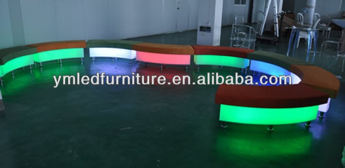 Led Furniture/Cheap Living Room Sofa Furniture Set