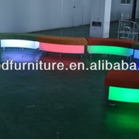 Led Furniture Cheap Living Room Sofa