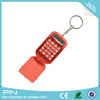 PN-2289 Fancy Keyring Calculator, Covered Mini Pocket Calculator, Mini Pocket Size Calculator with 8 Digits