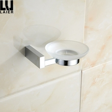 China supplier brass bathroom sanitary items Wall mounted Soap dish holder for hotel