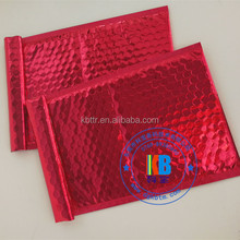silver gold color self seal padded bubble envelope