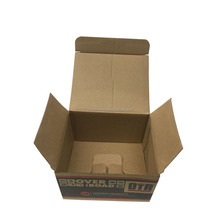 Wholesale kraft paper banana packing carton box for packaging and shipping