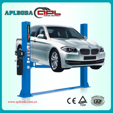 low price hydraulic car lift 2 post used car lifts for sale
