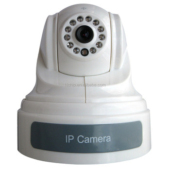 Top sale Infrared PTZ P2P IP Camera, WDR IP Camera