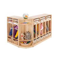 Best Selling Wooden Daycare School Furniture
