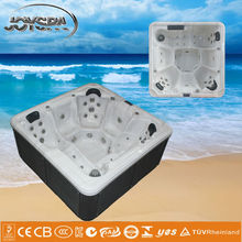 hot sale ! air jet massage outdoor spa hot tub , spa whirlpool with jet , bathtubs for children
