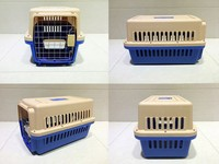 58.4x36.8x35.2cm small size cat crate cage