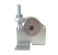 BS1139/Drop Forged Solid Plate Fastener/Standard Galvanized Scaffolding Coupler