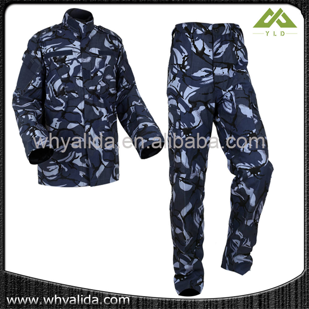 wholesalechina supplier uk camouflage army and navy clothing