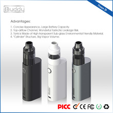 Latest Design iBuddy 2200mah Bottom Button Vaporizer Mod