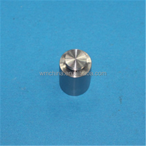 high demand precision lathe machined polishing stainless steel parts in china