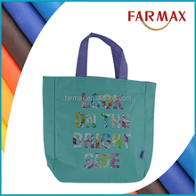 Wholesale Promotional Grocery Tote Recycled non woven bag big size