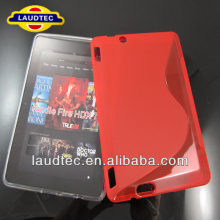 for Amazon Kindle Fire HDX 7 S Line TPU Gel Case for Kindle Fire HDX 7