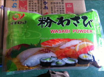 Hot Wasabi Mustard powder For Lowest Price